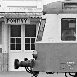 gare de PONTIVY